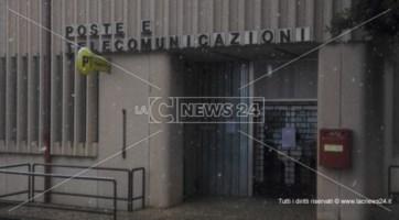 Castiglione Cosentino, riapre l'ufficio postale dopo le proteste del sindaco