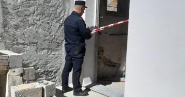 Corigliano, costruisce vicino al torrente: sequestro dei carabinieri