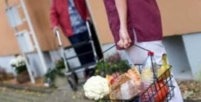 Catanzaro attiva il servizio di spesa a domicilio per anziani