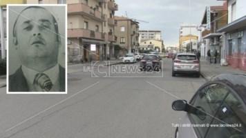 Omicidio Santo Nigro a Cosenza, il giudice del riesame scarcera Mario Pranno