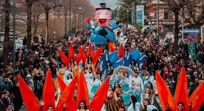 Carnevale a Castrovillari