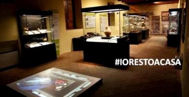 Cosenza, museo Brettii-Enotri rilancia campagna Mibact #iorestoacasa