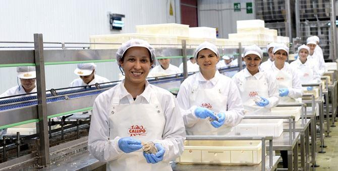 Dipendenti del Gruppo Callipo