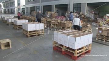 Banco alimentare, aumentano le famiglie in difficoltà: «20mila richieste in più»