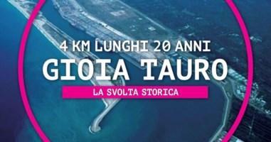 Svolta storica per il Porto di Gioia Tauro. Jole Santelli: «Il gateway ferroviario si farà»