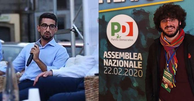 Pd, Giovanni Di Bartolo e Marco Rotella