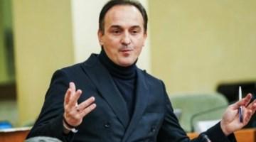 Il presidente del Piemonte, Cirio