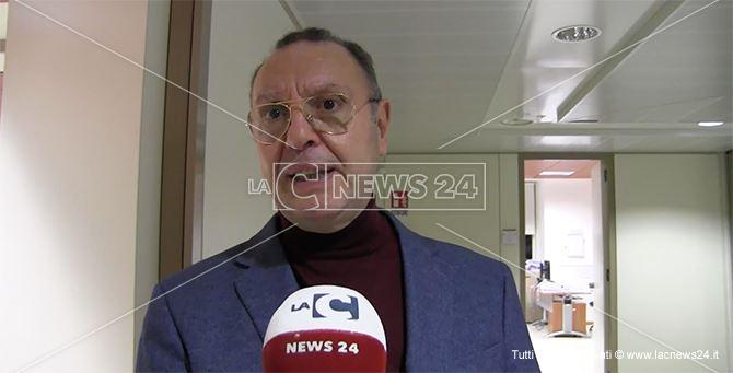 Il commissario della Sanità Saverio Cotticelli