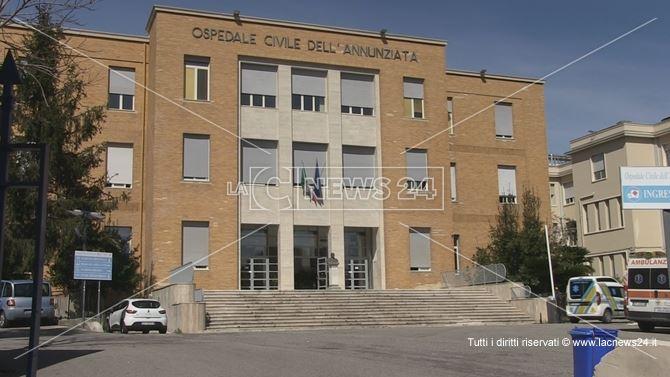 L'ospedale Annunziata di Cosenza