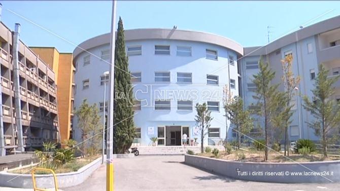 L'ospedale di Castrovillari