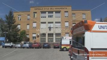 Cosenza, l'ospedale dell'Annunziata