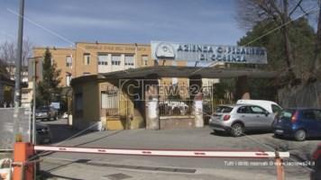Bocchigliero, altri operatori positivi nella casa di riposo: 42 i ricoveri a Cosenza
