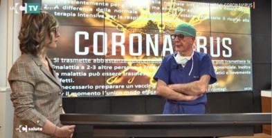 Coronavirus e cuore, a LaC Salute il direttore della Società italiana di cardiologia
