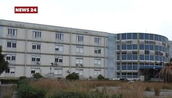 L'ex ospedale di Siderno