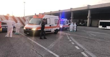 Coronavirus, in arrivo a Catanzaro i due pazienti dalla Lombardia