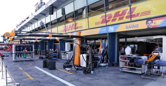 Formula 1, foto ansa