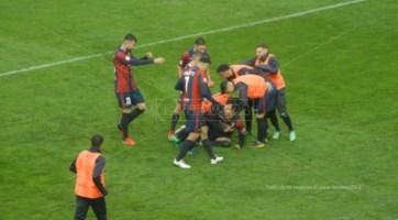Vibonese-Paganese termina con un pareggio: la vittoria sfuma nel finale