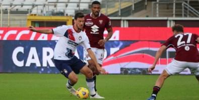 Serie A, il Crotone gioca meglio ma a Torino finisce 0-0