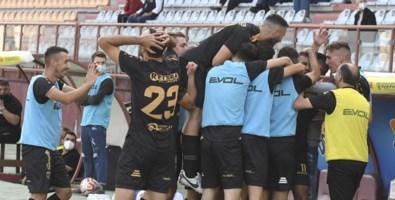 Serie D, il San Luca piega il Castrovillari e aggancia la prima posizione