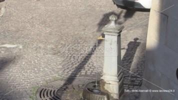 Cosenza, acqua contaminata a Colle Triglio: vietato l'utilizzo ad uso potabile