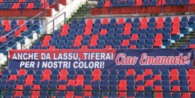 Calcio, Cosenza: vittoria in Coppa Italia nel ricordo di Emanuele Molinaro