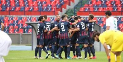 Coppa Italia, il Cosenza batte il Monopoli 2-1 e passa il turno