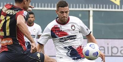 Coppa Italia, Crotone in campo per dimenticare l'avvio negativo in campionato