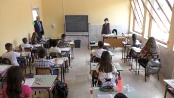Riapertura scuole, Siderno gioca d'anticipo: alunni in aula alle elementari