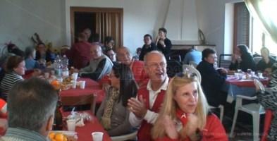 Pranzo sociale per anziani e ragazzi speciali a Isca sullo Ionio