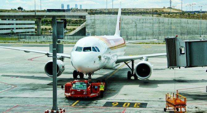 Compagnia aerea, immagine di repertorio da pixabay