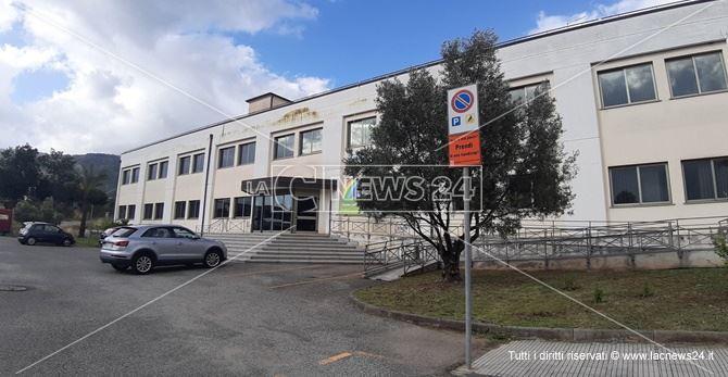 La sede del municipio di Lamezia Terme