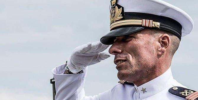 Il comandante Paolo Fedele