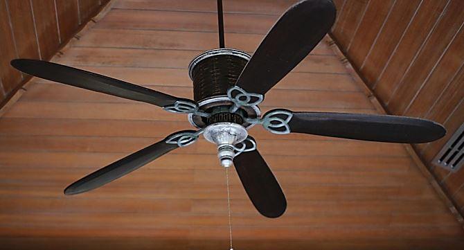 Pale di un ventilatore, foto pixabay