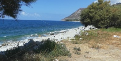 La spiaggia di Joppolo