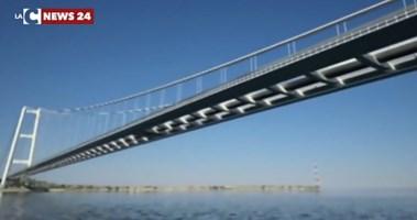 Ponte sullo Stretto, Spirlì: «Opera fondamentale, Calabria e Sicilia primo ingresso dell'Europa»