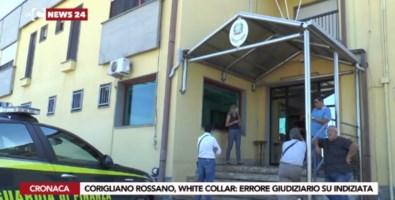 Operazione White collar, ai domiciliari per uno scambio di persona: clamoroso errore giudiziario a Castrovillari