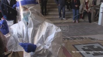 Coronavirus Cosenza, sale a 965 il numero dei positivi in provincia: 53 i ricoveri
