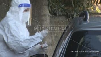 Coronavirus Calabria, male ma non malissimo: nel bollettino i contagi calano a 159