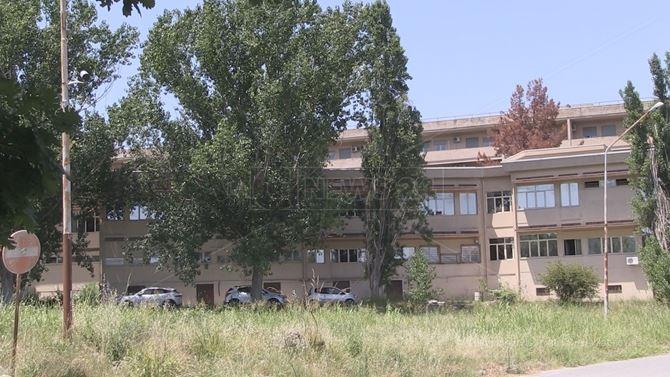 La sede Asp di Serra Spiga a Cosenza