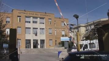L'ospedale di Cosenza