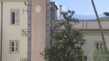 Cosenza, il palazzo della Provincia