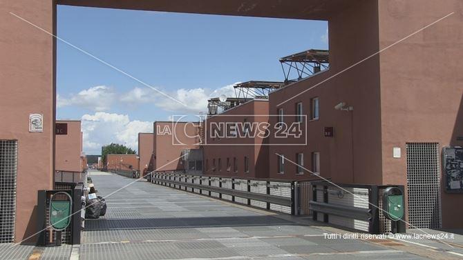 Il Ponte Bucci dell'Unical