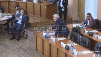 Un intervento di Massimo Lo Gullo in consiglio comunale