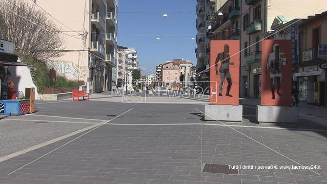 Cosenza, corso Mazzini