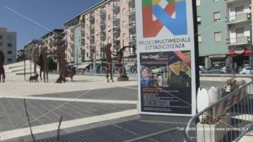 Piazza Bilotti in procinto di riaprire al pubblico