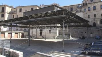 Nell'ex mercato dell'Arenella si terrà parte degli eventi della nona edizione del premio Sila '49