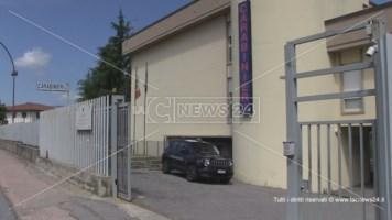La compagnia carabinieri di Rogliano