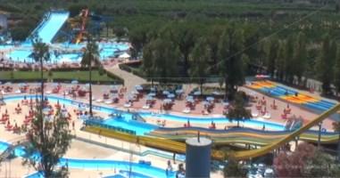 L'acquapark Odissea 2000