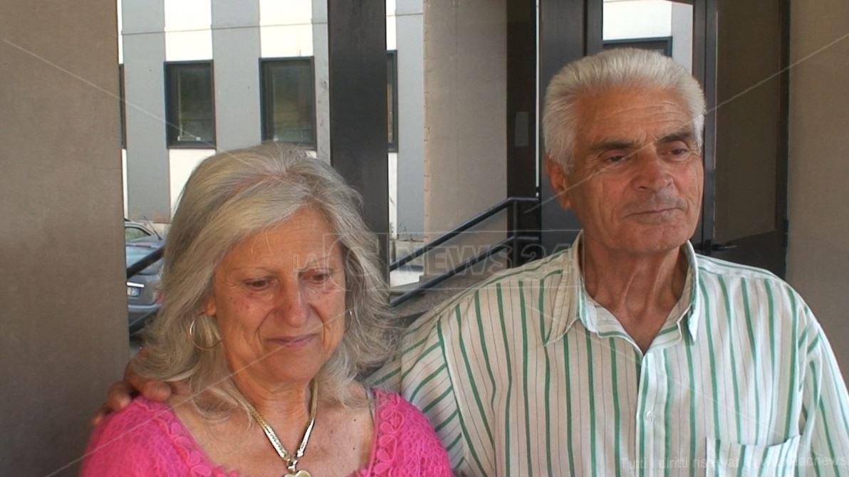 Sara Scarpulla e Francesco Vinci - foto d'archivio