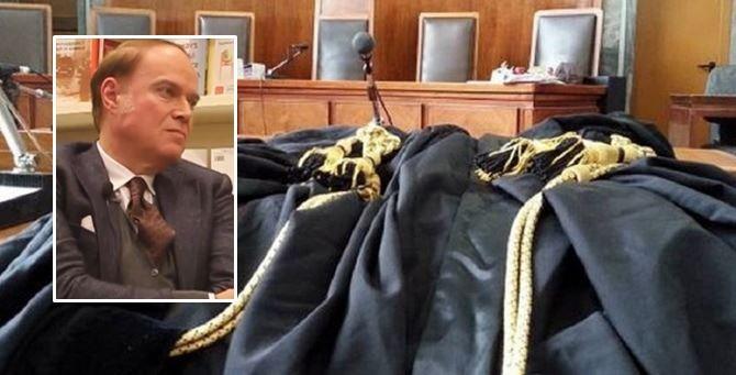 L'ex giudice Marco Petrini